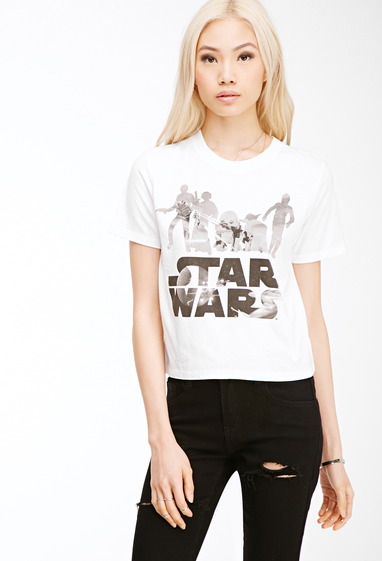 Latest t shirts for women
